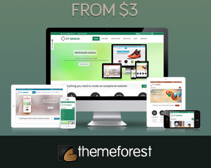 Themeforest, la place de marché leader du thème WordPress